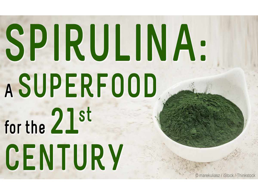 Spirulina, Chlorella Side Effects May Put You In Wheelchair?