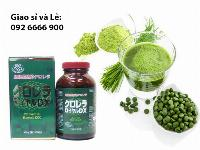 7 RESEARCHED CHLORELLA BENEFITS