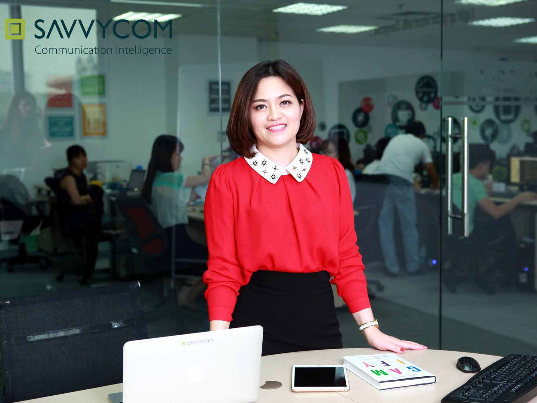 Savvycom CEO – Top Outstanding Young Startup Entrepreneurs 2016